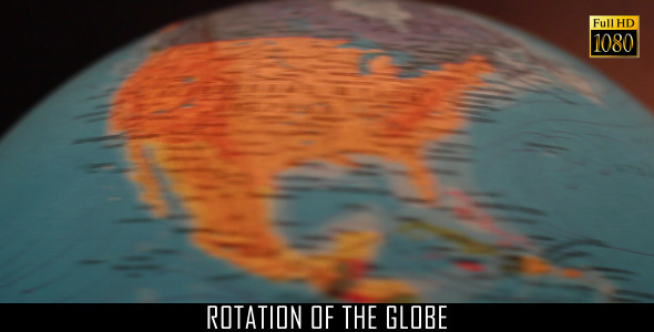 Rotation Of The Globe 5