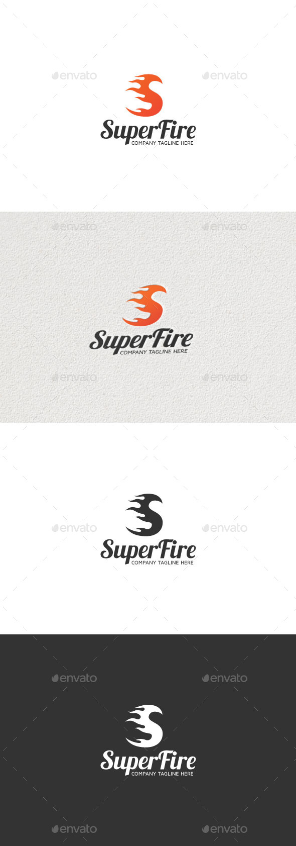 GraphicRiver Super Fire 8847427