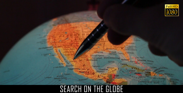 Search On The Globe 3