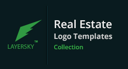 Home & Real Estate Logo Collection