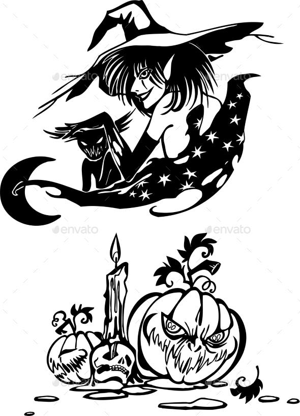 GraphicRiver Happy Halloween 8847623