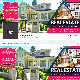 Real Estate Facebook Cover v-1 - GraphicRiver Item for Sale