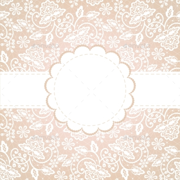 GraphicRiver White Lace 8847700