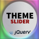 Theme Slider jQuery FullScreen Touch Slider Plugin - CodeCanyon Item for Sale