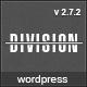 Division - Fullscreen Portfolio Photography Theme - ThemeForest Item for Sale