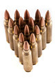 Bullets Trianle - PhotoDune Item for Sale