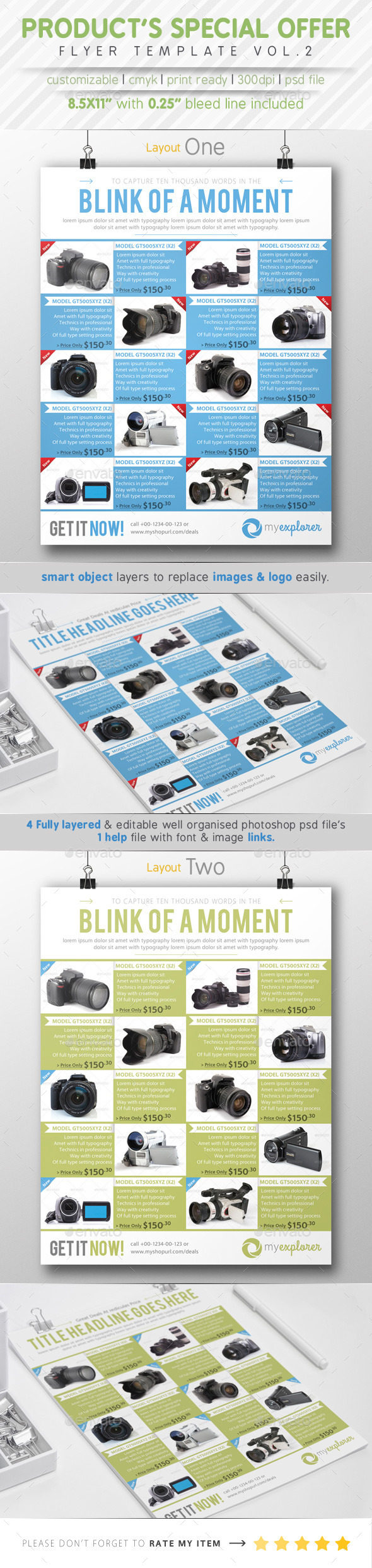 GraphicRiver Products Flyer Ads Vol.2 8829914