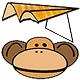 Gliding Monkey - CodeCanyon Item for Sale