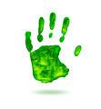 green handprint - PhotoDune Item for Sale