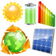 Green Energy Set - GraphicRiver Item for Sale