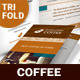 Coffee Shop Trifold Brochure - GraphicRiver Item for Sale