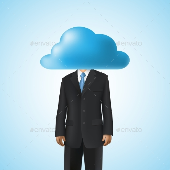 GraphicRiver Cloud Computing 8850140