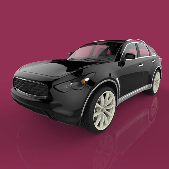3DOcean Sport car 8850268