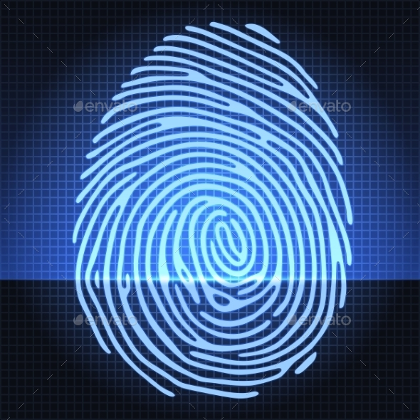 GraphicRiver Fingerprint 8850311