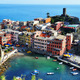 Traditional Mediterranean architecture of Vernazza, Italy - PhotoDune Item for Sale