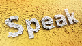 Pixelated Speak - PhotoDune Item for Sale