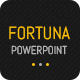 FORTUNA - Multipurpose Presentation Template - GraphicRiver Item for Sale