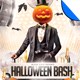 Halloween Bash Party Flyer Template - GraphicRiver Item for Sale