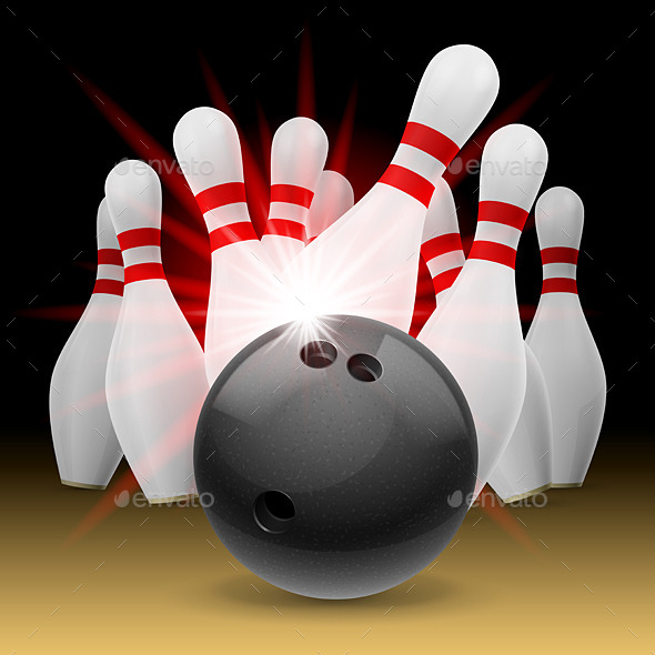 GraphicRiver Skittles and Ball 8852074