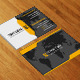 Modern Corporate Business Card AN0419 - GraphicRiver Item for Sale