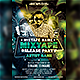 Mixtape Release Party - GraphicRiver Item for Sale