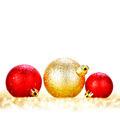Glitter christmas balls - PhotoDune Item for Sale