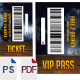 Halloween Events Tickets - GraphicRiver Item for Sale