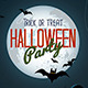 Halloween Night Poster - GraphicRiver Item for Sale