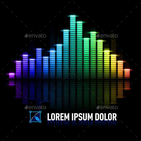 GraphicRiver Pulse of Music 8853472