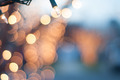 bokeh reflections of christmas lights - PhotoDune Item for Sale