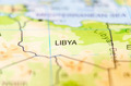 libya country on map - PhotoDune Item for Sale