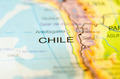 chile country on map - PhotoDune Item for Sale