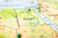 egypt country on map - PhotoDune Item for Sale