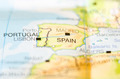 spain country on map - PhotoDune Item for Sale