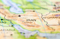 iran country on map - PhotoDune Item for Sale