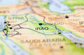 iraq country on map - PhotoDune Item for Sale