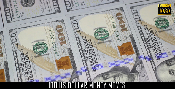 100 US Dollar Money Moves 3