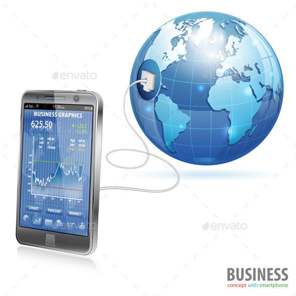 GraphicRiver Global Business Concept 8855129
