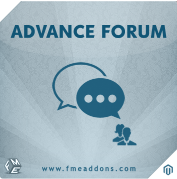 Magento Online Forum Extension By FmeAddons