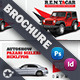 Rent A Car Brochure Templates - GraphicRiver Item for Sale