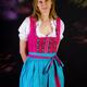 Woman in dirndl at Oktoberfest - PhotoDune Item for Sale