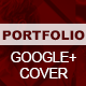 Portfolio Google Plus Covers Pack - GraphicRiver Item for Sale