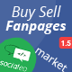 Buy Sell Fanpages, Facebook Market, Facebook Shop - CodeCanyon Item for Sale