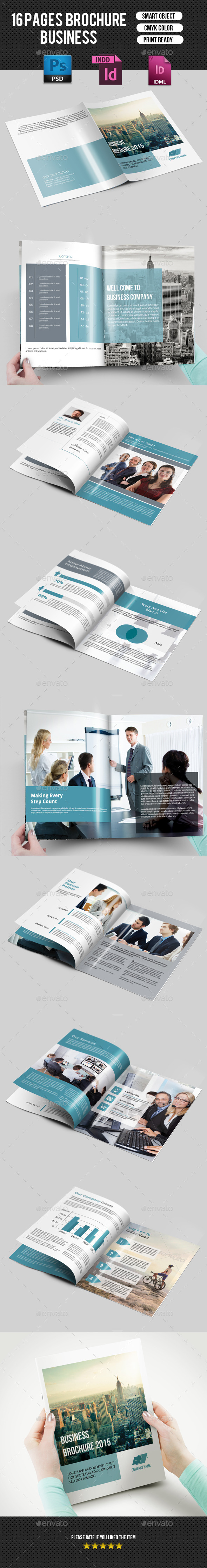 GraphicRiver Corporate Bi-fold Brochure-V130 8847537