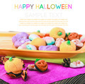 sweets and candies for happy halloween - PhotoDune Item for Sale