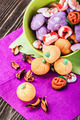 jujube and pumpkin souffle of a holiday Halloween - PhotoDune Item for Sale