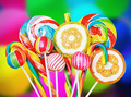 Colorful candies and sweets - PhotoDune Item for Sale