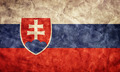 Slovakia grunge flag. Item from my vintage, retro flags collection - PhotoDune Item for Sale