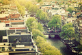Amsterdam panorama, Holland, Netherlands - PhotoDune Item for Sale