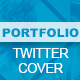 Portfolio Twitter Covers Pack - GraphicRiver Item for Sale